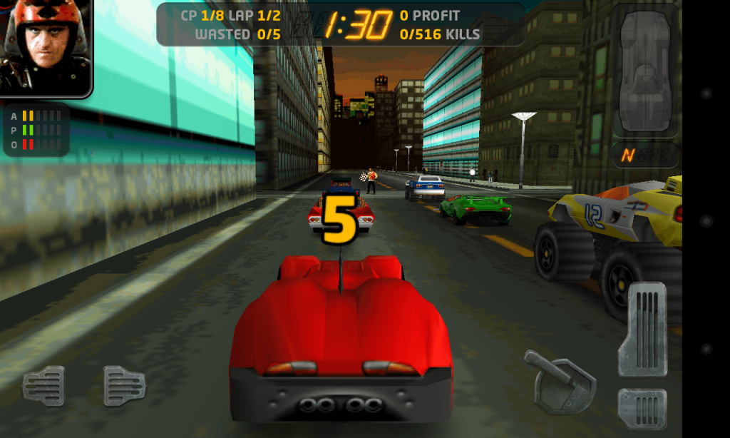 Carmageddon voor Android